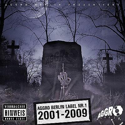 Aggro Berlin Label Nr.1 2001-2009 (uncut)
