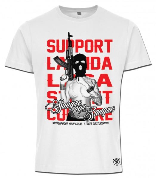 La Vida Loca - Sangre T-Shirt