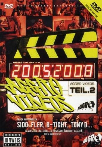 Aggro Berlin präsentiert: - Aggro Videos Teil 2 (2005-2008) (FSK 16)