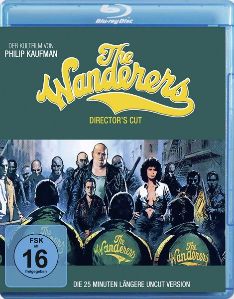 The Wanderers (Directors Cut) (Blu-Ray)