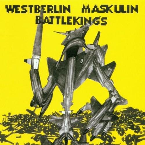 WESTBERLIN - MASKULIN BATTLEKINGS