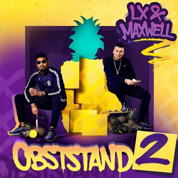 Lx & Maxwell - Obststand 2
