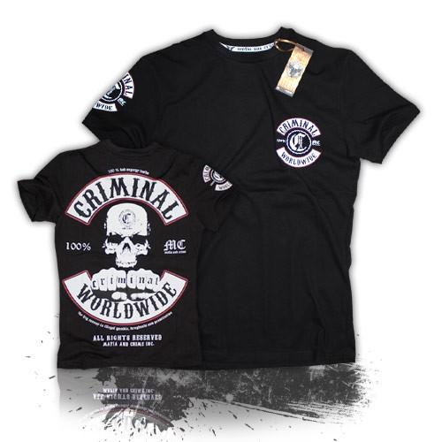 Mafia & Crime - Criminal Worldwide (T-Shirt)