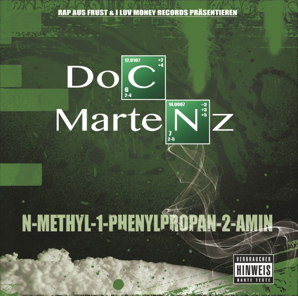 Doc Martenz - N-METHYL-1-PHENYLPROPAN-2-AMIN