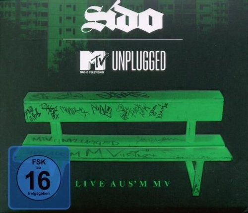Sido - MTV Unplugged Live Aus'm MV (CD+DVD)