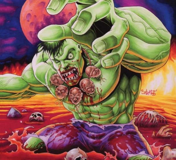 Ill Bill & Stu Bangas - Cannibal Hulk