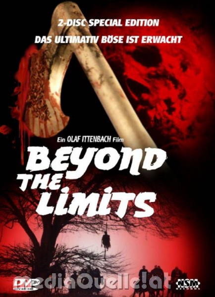 Beyond the Limits Uncut (Spezial Edition Metal Pak)