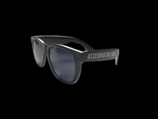 Brille - Atzenfaktor 100% - Black