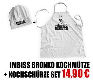 Imbiss Bronko - Grillset