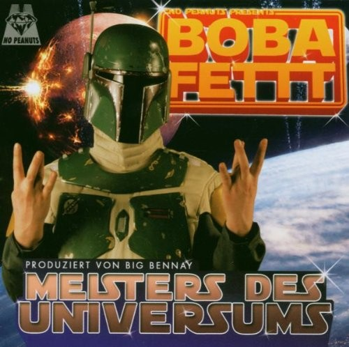 Boba Fettt - Meisters des Universums