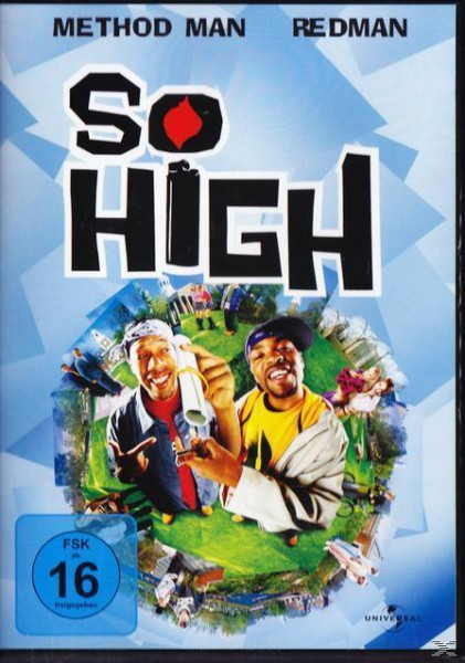 So High (DVD) (FSK 16)