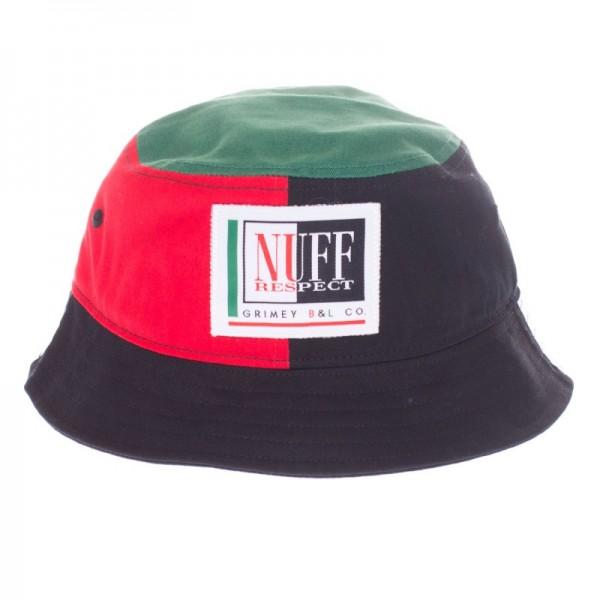 GRMY Nuff Respect Bucket Hat