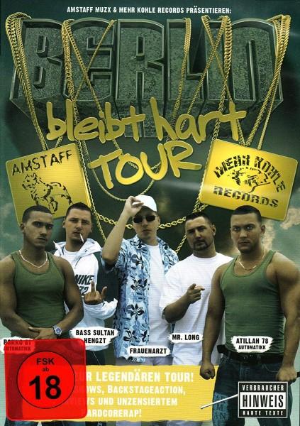 Berlin bleibt hart Tour (DVD)