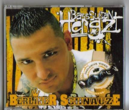 Bass Sultan Hengzt - Berliner Schnauze (Maxi)