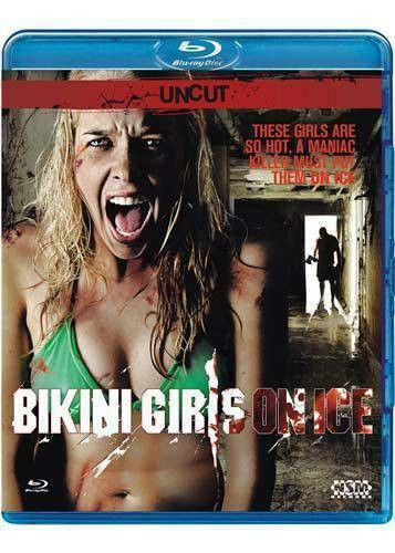 BIKINI GIRLS ON ICE (Blu-Ray) - Uncut