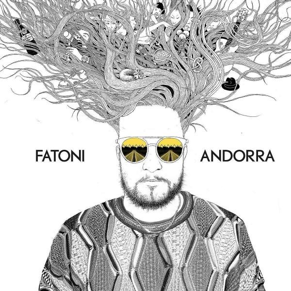 Fatoni - Andorra (Vinyl)