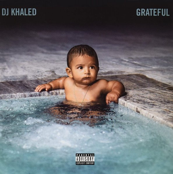 DJ Khaled - Grateful (Vinyl LP)