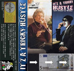 Mr 187 - It'z a tricky Hustle