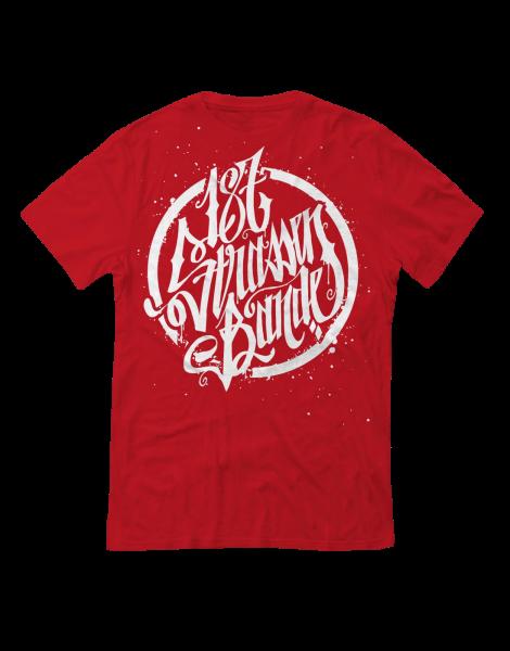 T-Shirt - 187 Strassenbande Red/White