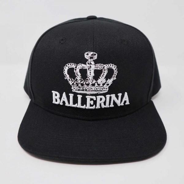Ballerina Snapback Cap inkl. Geheimfach