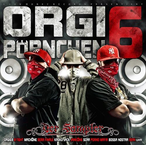 Orgi Pörnchen 6 - Der Sampler CD