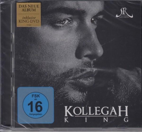 KOLLEGAH - KING mit DVD