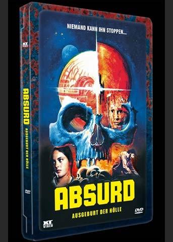 Absurd - Ausgeburt der Hölle Uncut 3D Metalpak Edition DVD