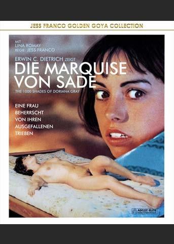 Die Marquise von Sade (DVD)