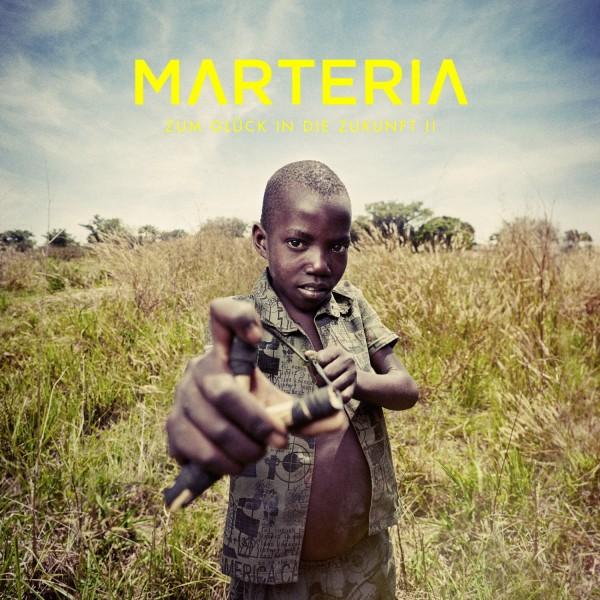Marteria - Zum Glück in die Zukunft II (Vinyl LP)