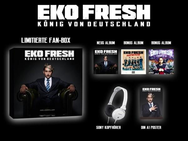 Eko Fresh - König von Deutschland (limitierte Fanbox)