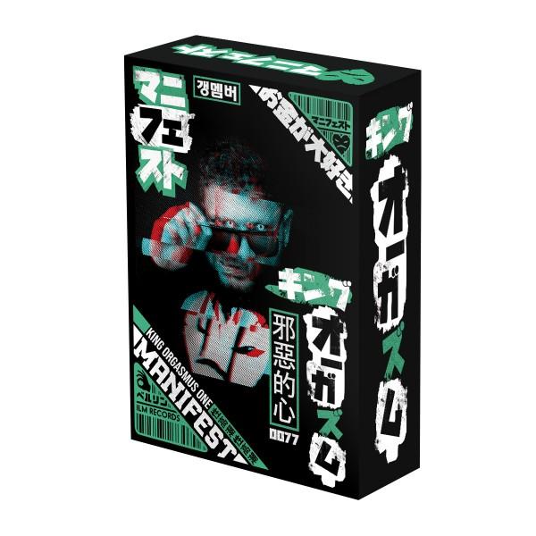 King Orgasmus One - Manifest (Ltd. Box-Set)