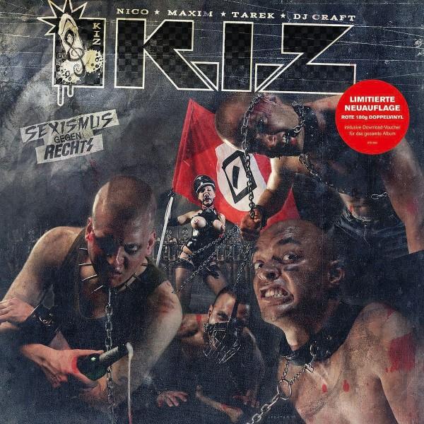K.I.Z - Sexismus Gegen Rechts (Ltd. Rote Vinyl)