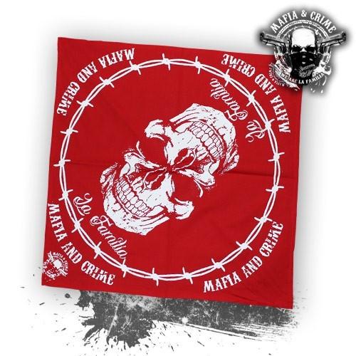 Mafia & Crime - Bandana (Rot)