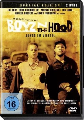 Boyz N The Hood - Jungs im Viertel (Special Edition - FSK 16)