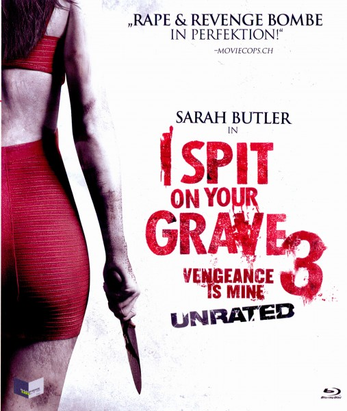 I Spit on your Grave 3 Unrated (Blu-Ray)