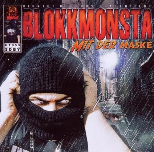 Blokkmonsta - Mit der Maske