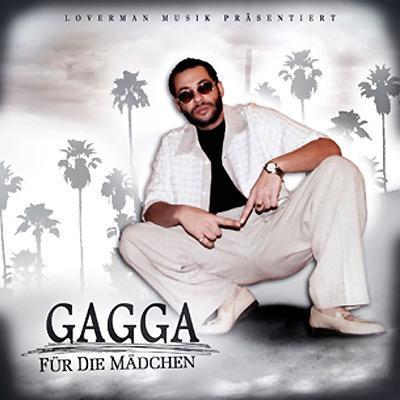GPC aka. Gagga - Für die Mädchen (CD-R)