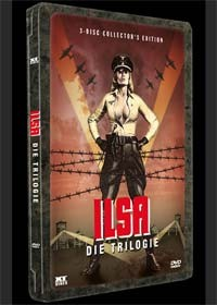 ILSA - DIE TRILOGIE - 3D Metalpak Edition (DVD)