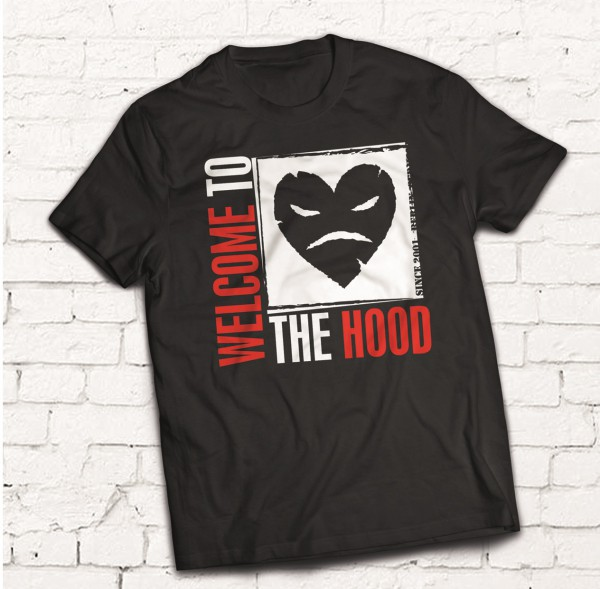 T-Shirt - Welcome to the Hood