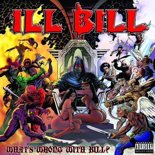 Ill Bill - What'S Wrong With Bill (Vinyl)
