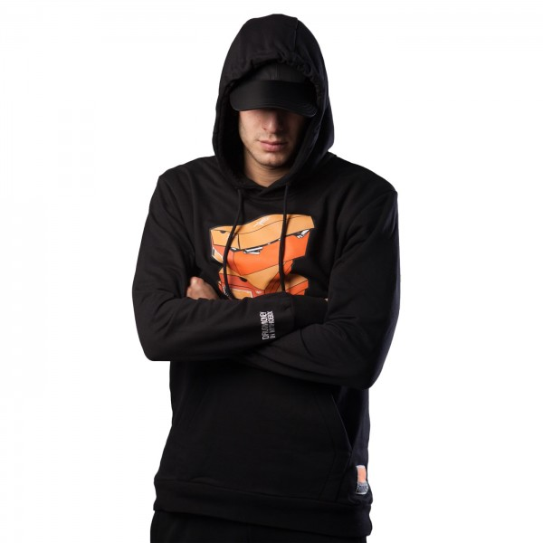 DIMS FULLY SHOEBOX HOODY (CASHCODE COLLECTION)