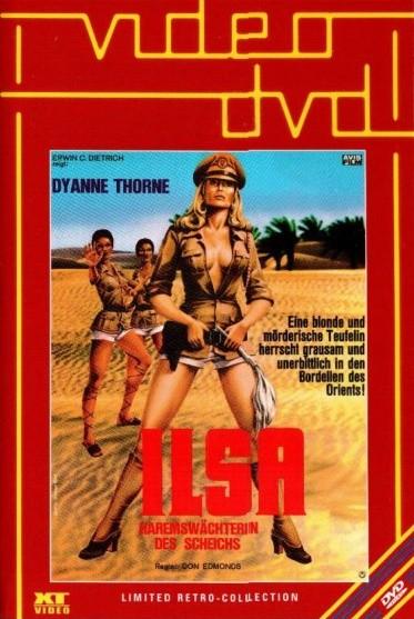 Ilsa Haremswächterin des Scheichs Uncut