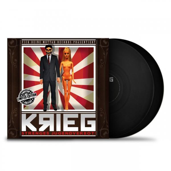 Orgasmus - Krieg (2LP) (Ltd. Vinyl inkl. Poster)