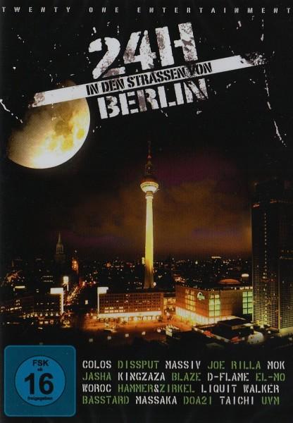 24H in den Strassen von Berlin (DVD+CD) (FSK 16)