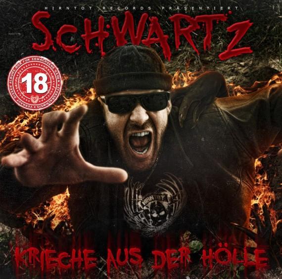 Schwartz - Krieche aus der Hölle