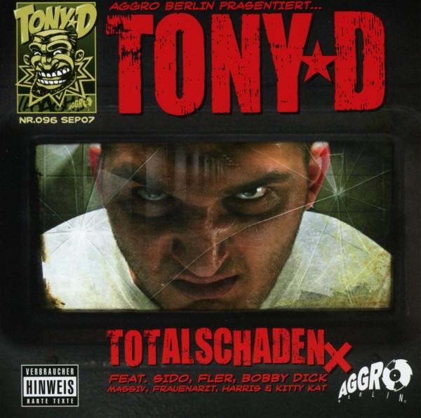 Tony D - Totalschaden X