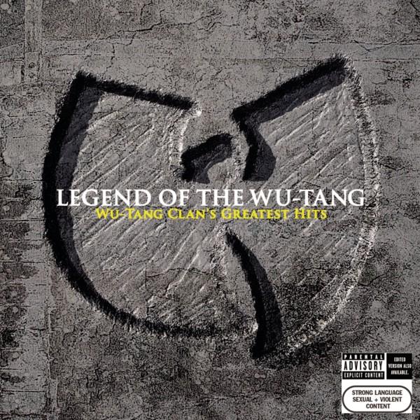 WU TANG CLAN - LEGEND OF WU TANG