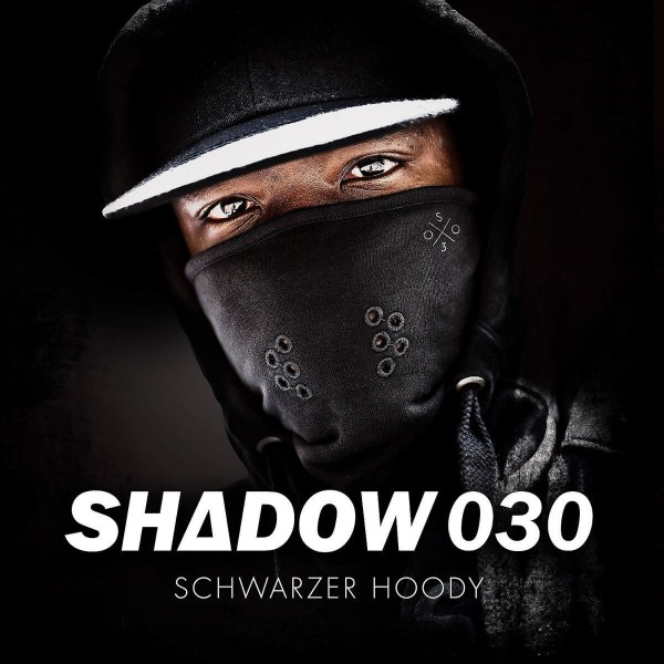Shadow030 - Schwarzer Hoody (Lmtd. Block Panorama Box)