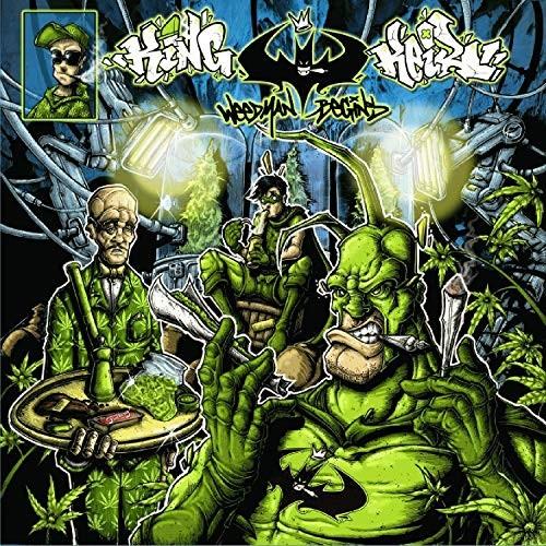King Keil - Weedman Begins (CD)