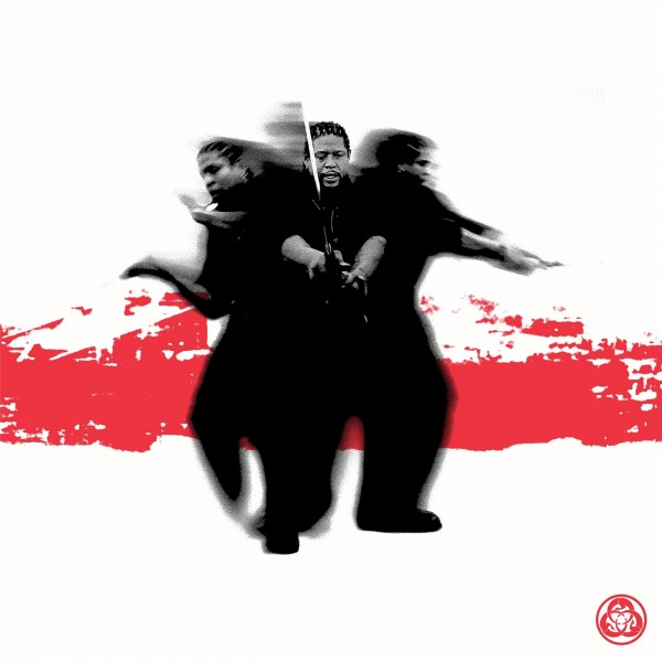 RZA - Ghost Dog: The Way Of The Samurai (Ltd. Red LP)